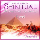 Andreas, CD titled, Spiritual Journeys of the World - Egypt