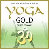 Chris Conway, CD titled, Yoga Gold