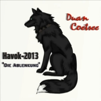 Duan Coetsee, CD entitled, Havok-2013