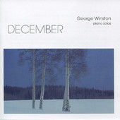 George Winston, CD titled, December