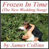 James Collins, CD titled, Frozen In Time (The New Wedding Song)