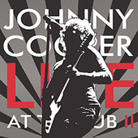 Johnny Cooper, CD titled, Live At The Pub II