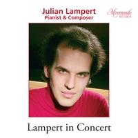 Julian Lampert, CD titled, Lampert in Concert