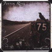 Justin Ross Band, CD titled, SEVENTYFIVE