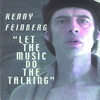 Kenny Feinberg, CD titled, Let The Music Do The Talking