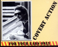 Lefty Dave Smith, CD titled, Covert Action - For Your Ears Only