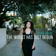 Lonna Marie, CD titled, The Worst has Just Begun
