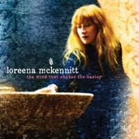 Loreena McKennitt, CD titled, The Wind That Shakes the Barley