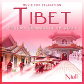 Nial, CD titled, Tibet - Spiritual Journeys of the World