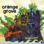 Orange Grove, CD titled, Fingerprint