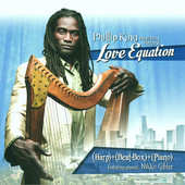 Phillip King, CD titled, Love Equation