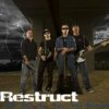Restruct, CD titled, Built back up from self destruction