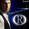 Russell Kleintjies, CD titled, Straight From The Heart