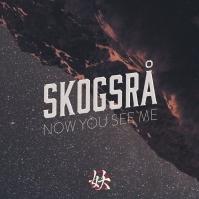 Skogsra CD titled, Now You See Me
