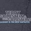 Teddy Goldstein, CD titled, Alright Is The New Fantastic