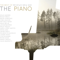 Various Artists, CD entitled, The Best Of Reviews New Age: THE PIANO