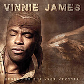Vinnie James, CD titled, Songs For The Long Journey