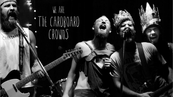 The Cardboard Crowns