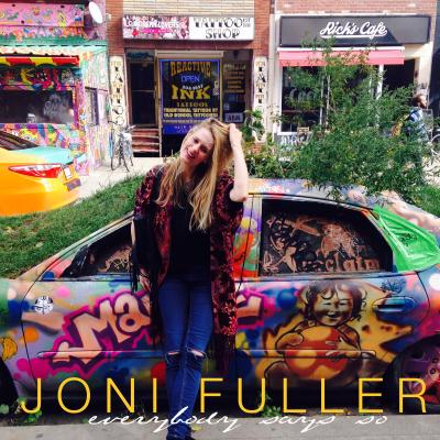 Joni Fuller, CD Titled, Everybody Says So