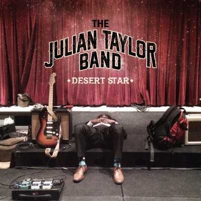 Julian Taylor Band, CD titled, Desert Star
