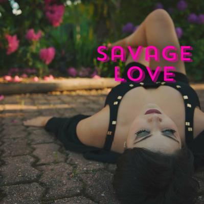 Nina Amelio, Song titled, Savage Love