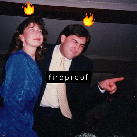 Coleman Hell, Song titled, Fireproof