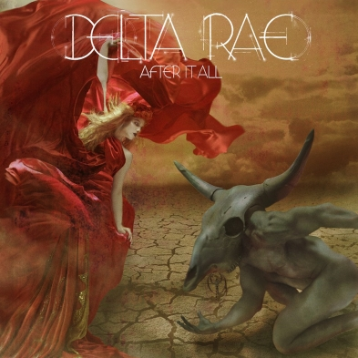 Delta Rae, CD titled, After All