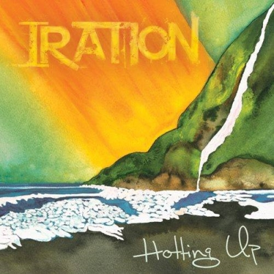 Iration, CD titled, Hotting Up