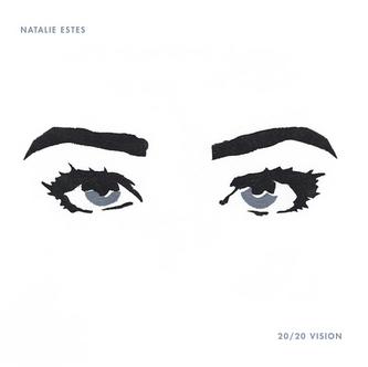 Natalie Estes, CD titled, 20/20 Vision