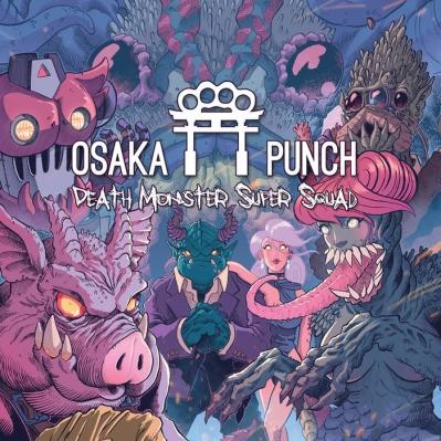 Osaka Punch, CD dtitled, Death Monster Super Squad