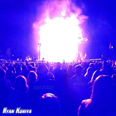 Ryan Koriya, song titled, Drowning In Space