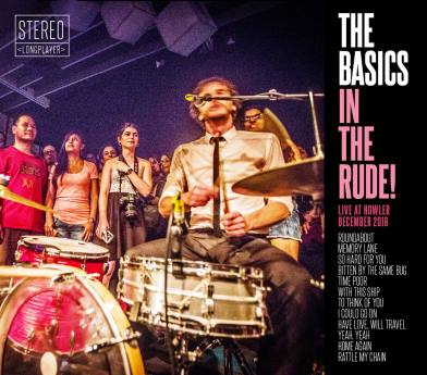 The Basics, CD titled, In The Rude