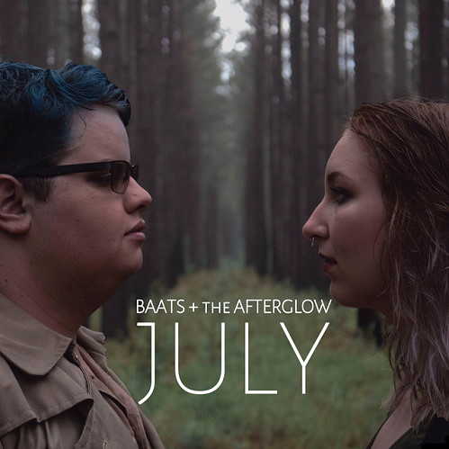 Baats and The Afterglow, song titled, July