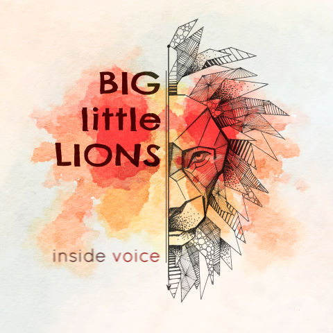Big Little Lions, CD titled, Inside Voice