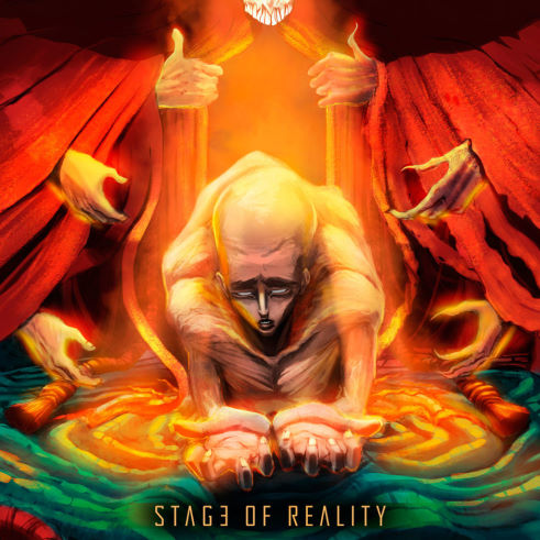 Stage Of Reality, CD titled, Stage of Reality