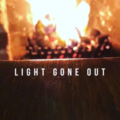 Steve Hewitt, song titled, Light Gone Out