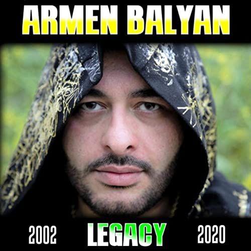 Armen Balyan, CD titled, Legacy