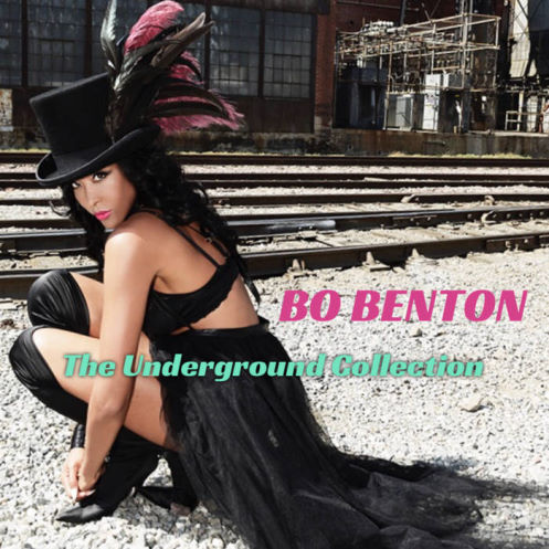 Bo Benton, CD titled, The Underground Collection