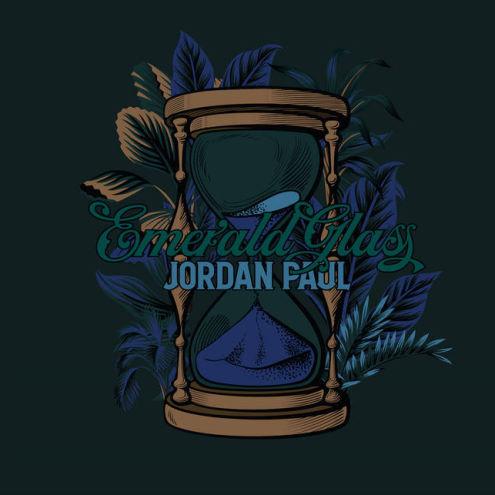 Jordan Paul, song titled, Emerald Glass