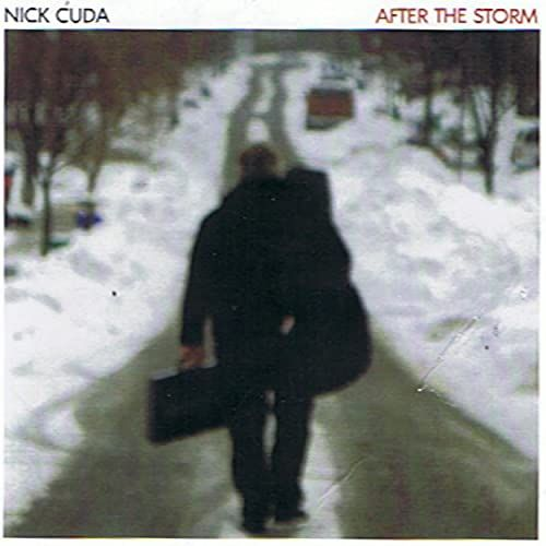 Nick Cuda, CD titled, After The Storm