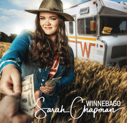 Sarah Chapman, CD titled, Winnebago