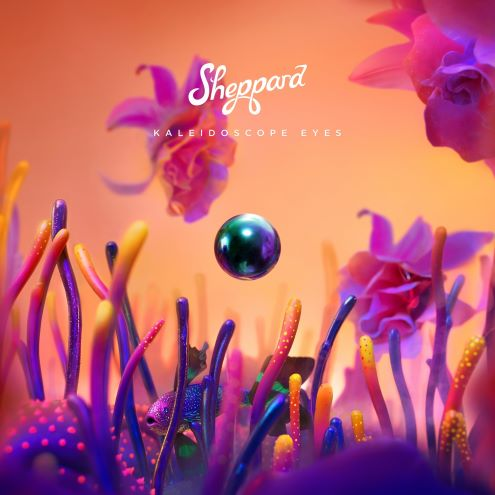 Sheppard, CD titled, Kaleidoscope Eyes