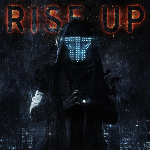 Smash Into Pieces, song titled, Rise Up