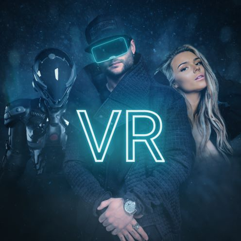 Smash Into Pieces, CD titled, VR