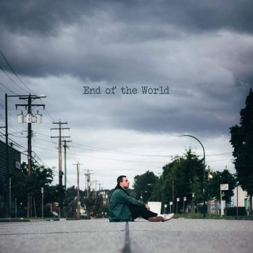 Travis James, song titled, End of the World