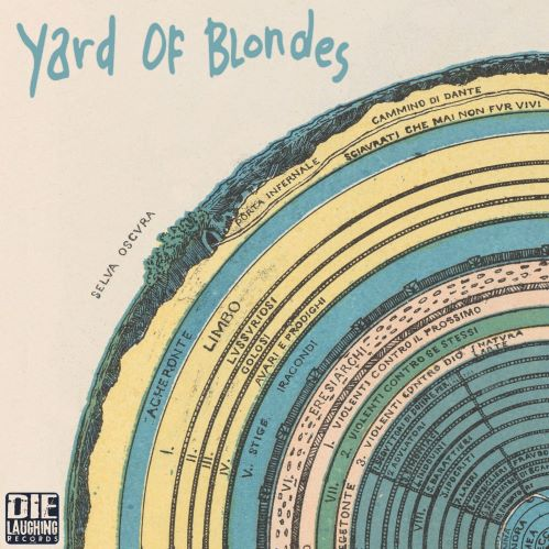 Yard of Blondes, CD titled, Close to Home