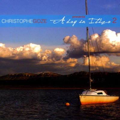 Christophe Goze, CD titled, A Day In Ibiza