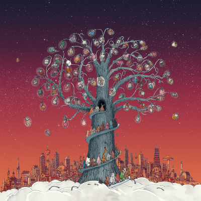 Dance Gavin Dance, CD titled, Artificial Selection