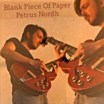 Petrus Nordh, Song titled, Blank Piece Of Paper