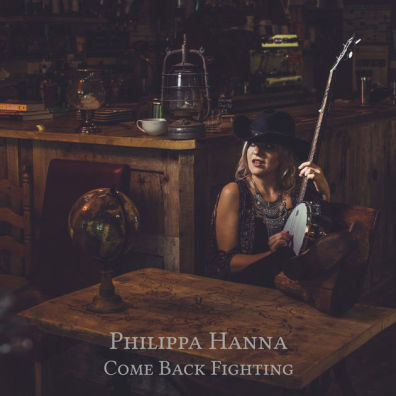 Philippa Hanna, CD titled, Come Back Fighting